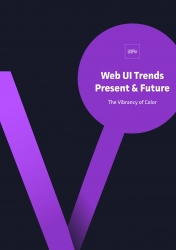 Web UI Trends Present & Future